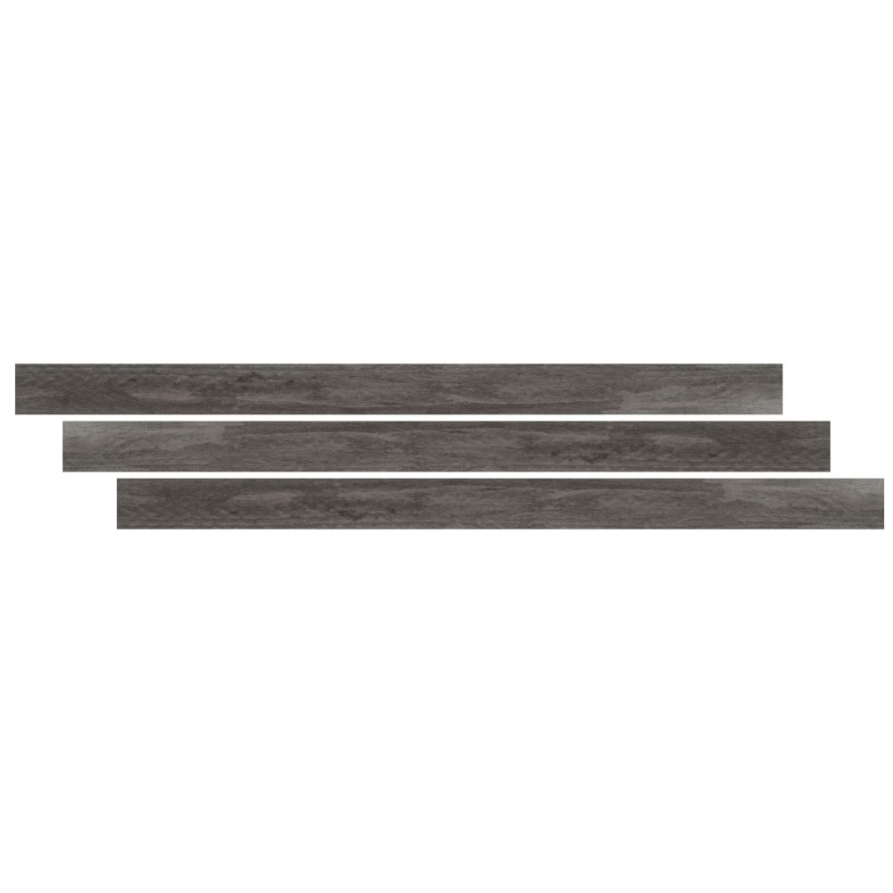 Katella Ash / Woodrift Gray 1-3/4X94 Vinyl Tmolding