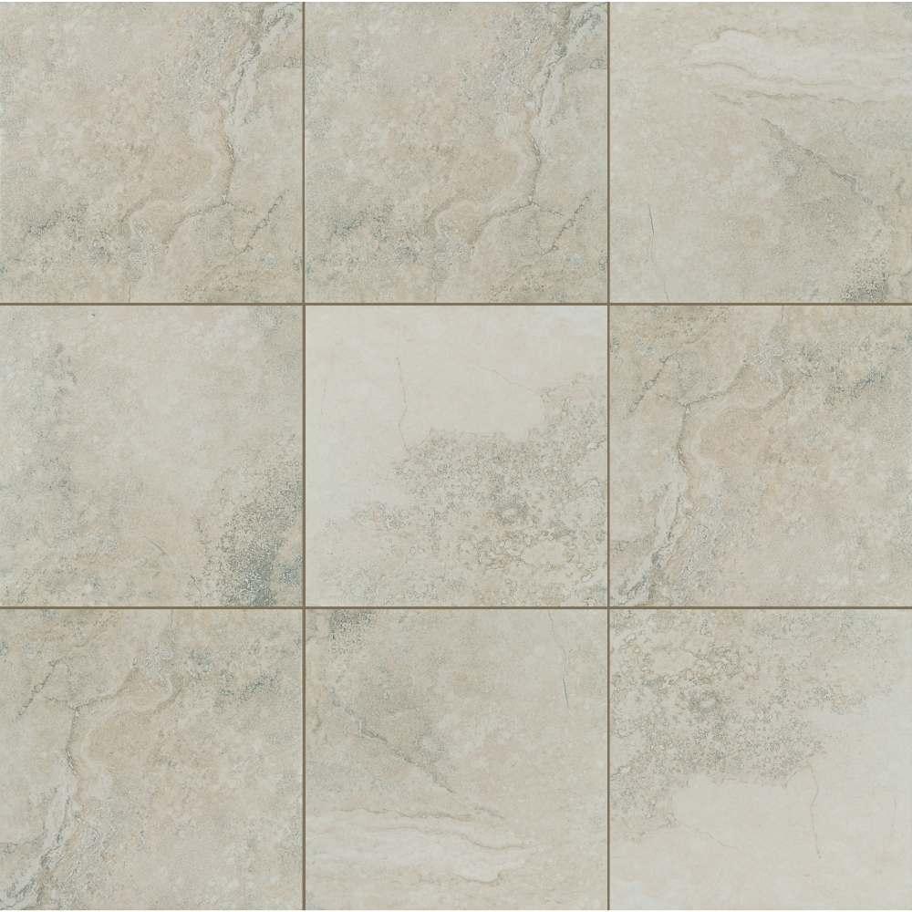 Legend Grey 20x20 Matte Porcelain Tile