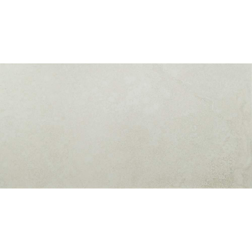 Legend White 12x24 Matte Porcelain Tile