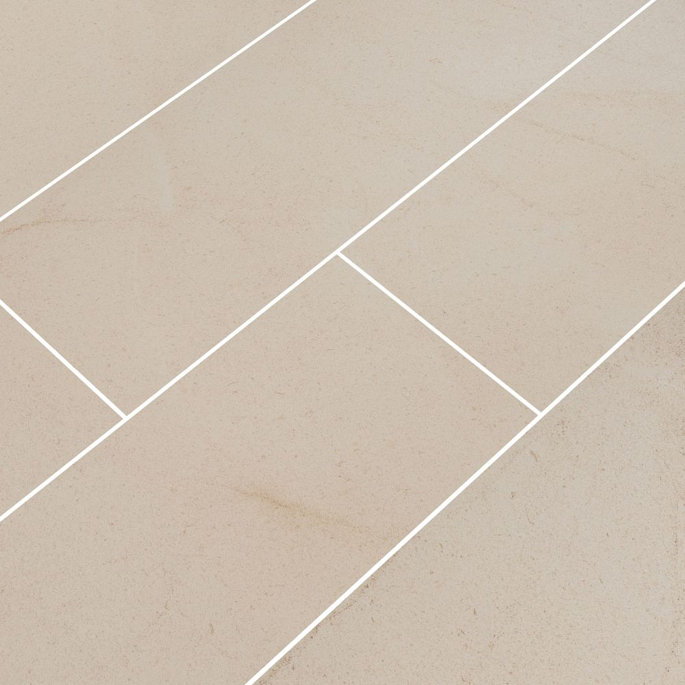 Livingstyle Cream 18X36 Matte Porcelain Tile