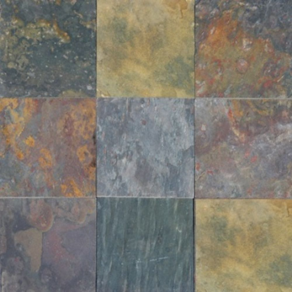 Multi Classic 24X24 Gauged Slate Tile