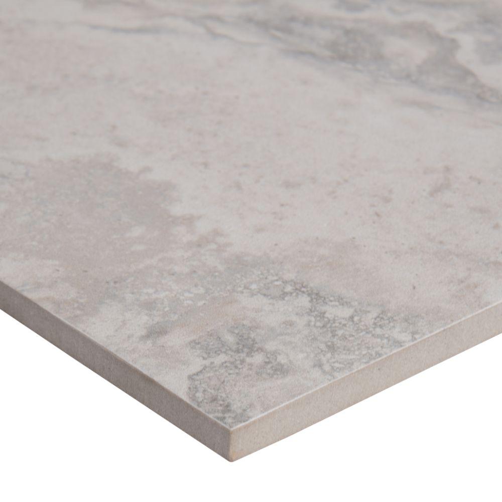 Napa Gray 12X12 Matte Ceramic Tile