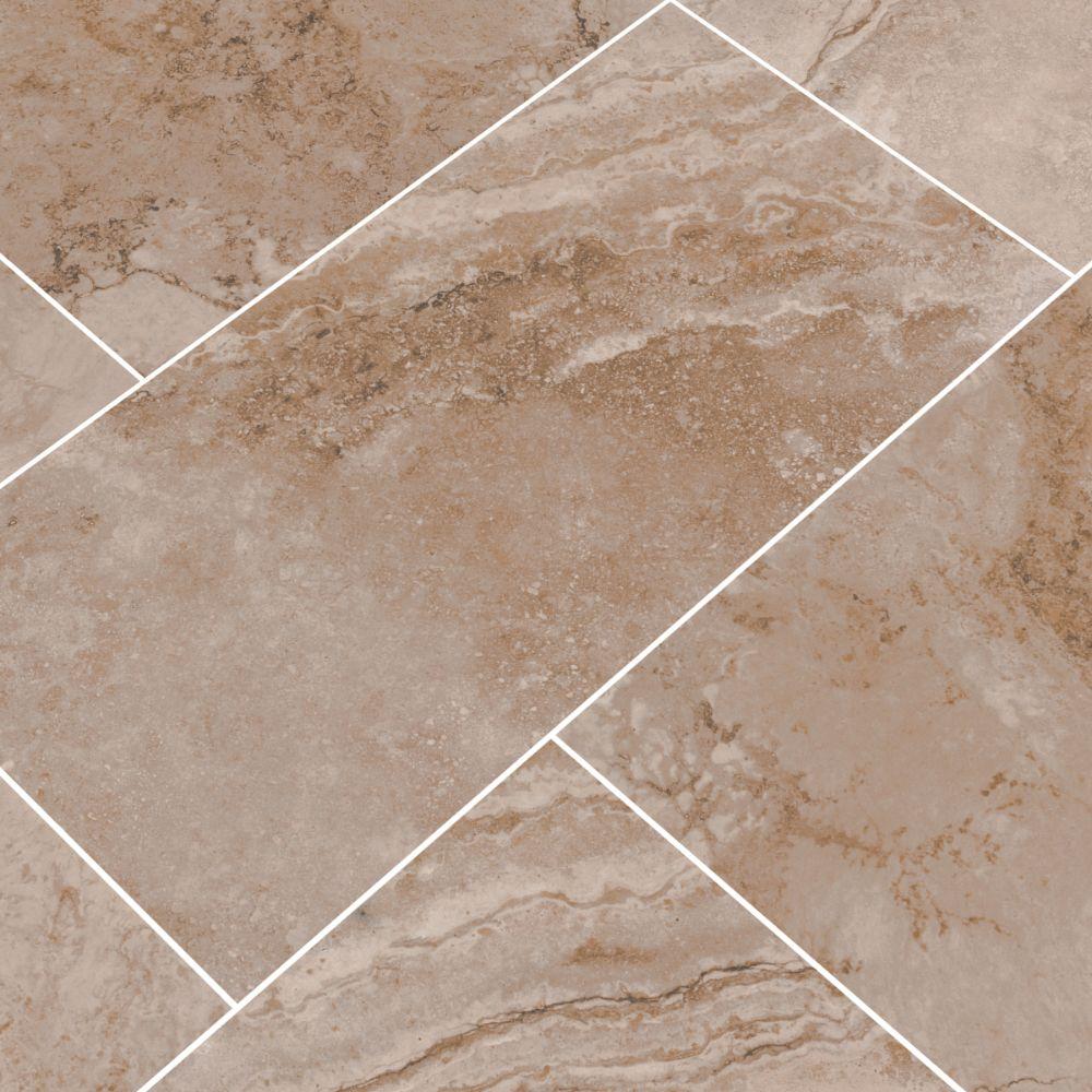 Napa Noce 12X24 Matte Ceramic Tile