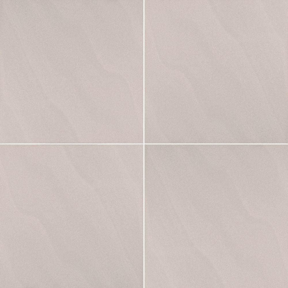 Optima Grey 24X24 Polished Porcelain Tile