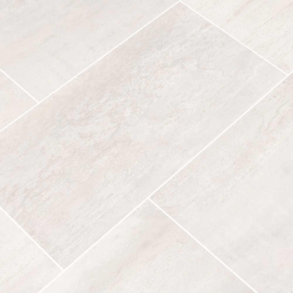 Oxide Blanc 24X48 Matte Porcelain Tile