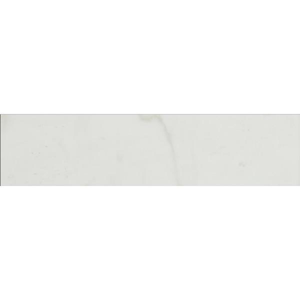 Pietra Carrara 3X18 Matte Bullnose