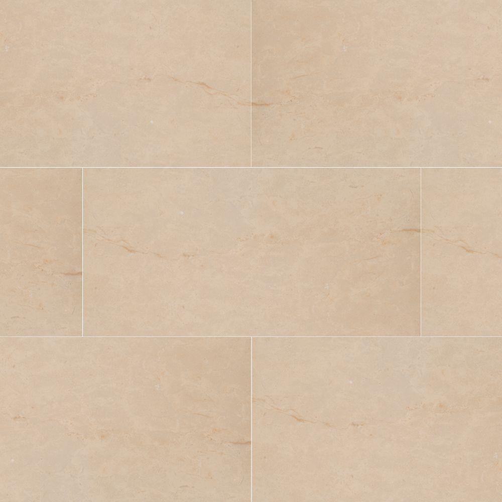 MSI Pietra Ivory 16X32 Matte Porcelain Tile