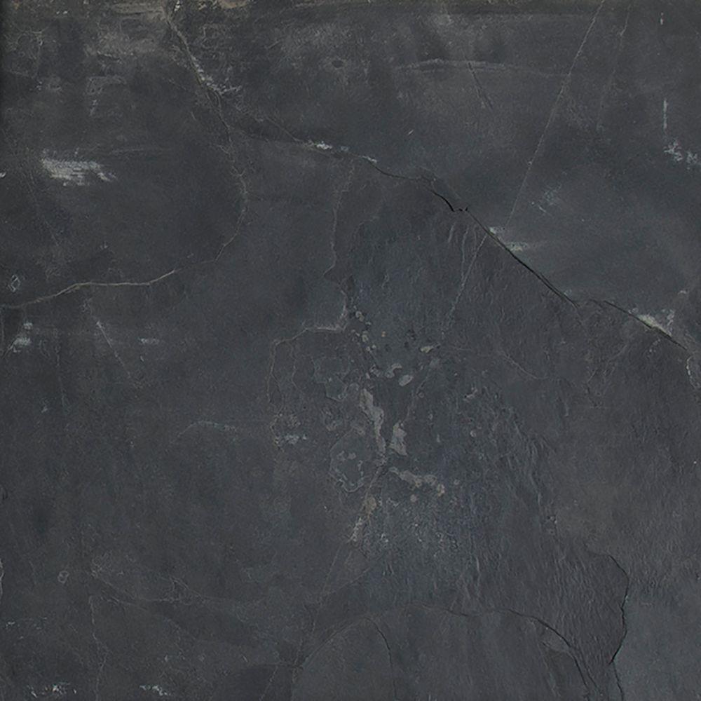 Premium Black Slate Classic 16x16 Gauged