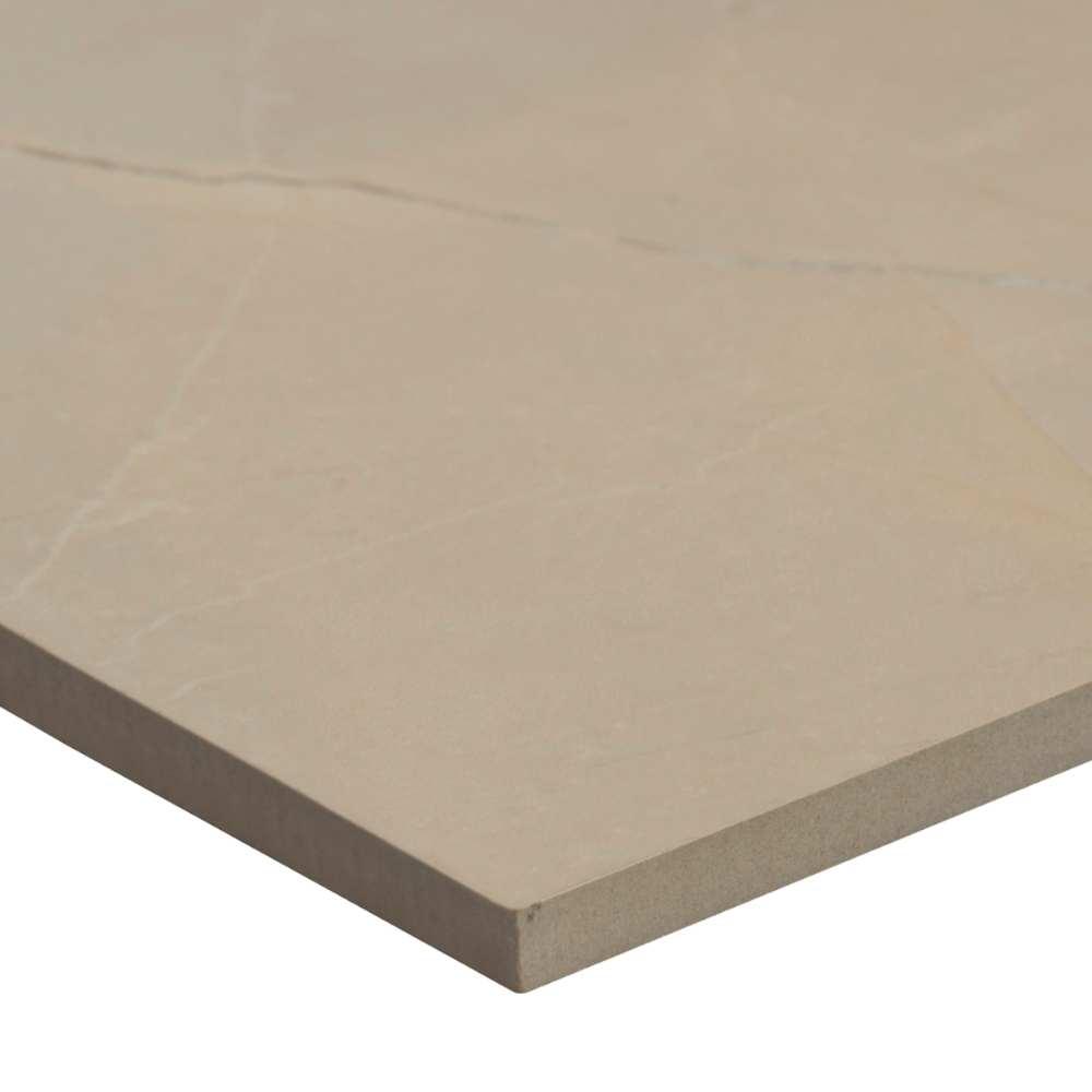 Sande Cream 24x48 Polished Porcelain Tile
