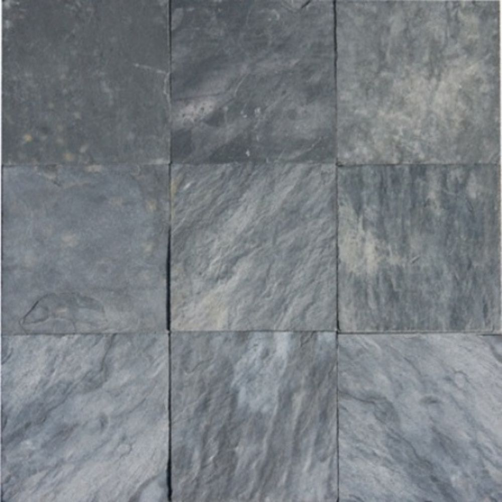 Silver Blue 12X12 Gauged Floor Tile