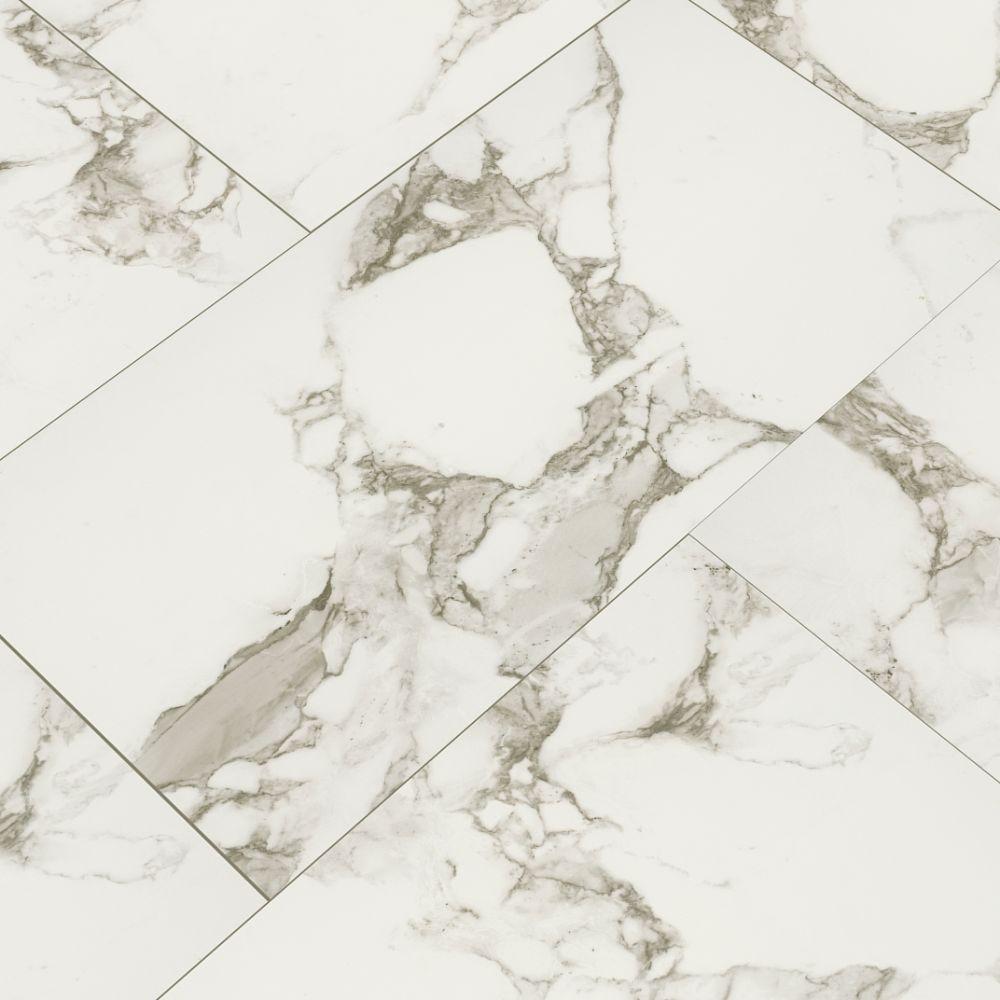 MSI Statuario White 16X32 Matte Porcelain Tile