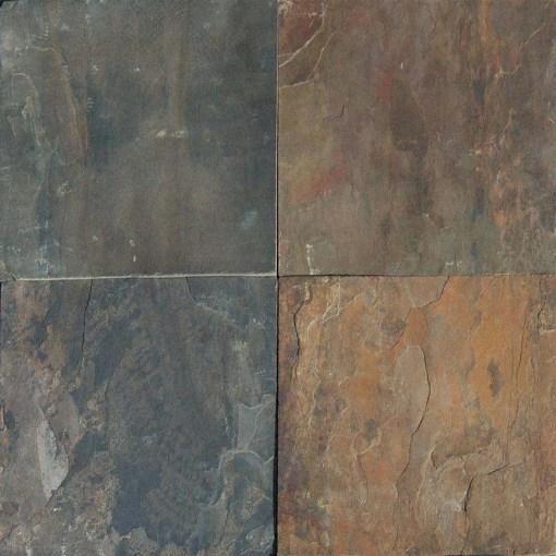 Rustic Gold 10sqft Mini Pattern Gauged  Slate Tile