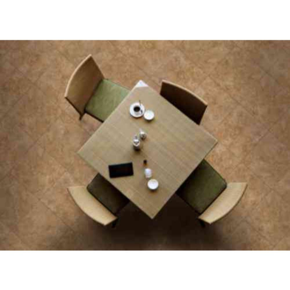 Travertino Walnut 18X18 Matte Porcelain Tile