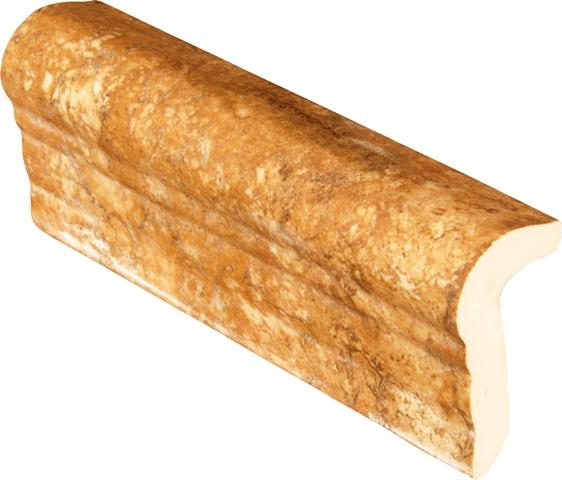 Travertino Walnut VCap 2.5x6 Matte