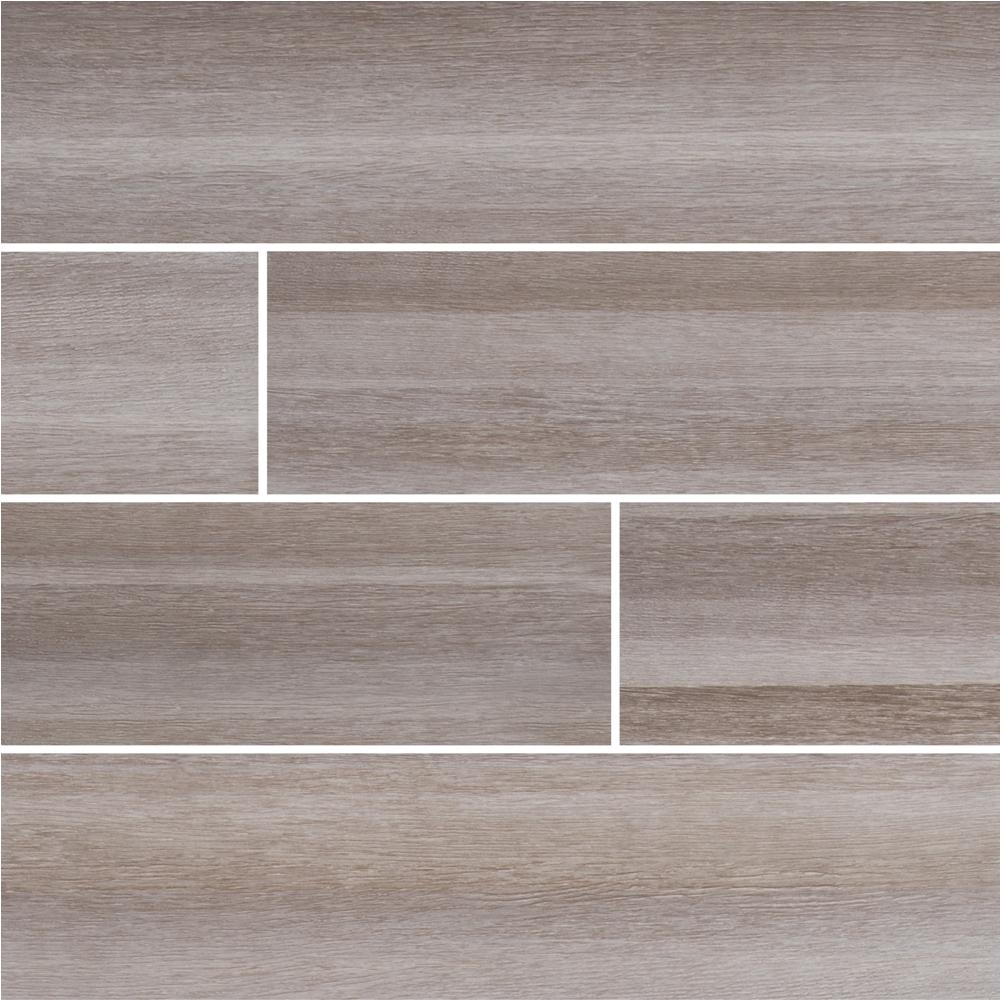 Turin Grigio 6x24 Matte Ceramic Tile