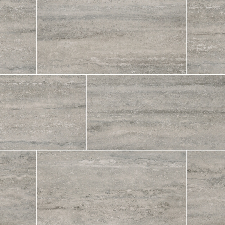 MSI Veneto Gray 12X24 Matte Porcelain Tile