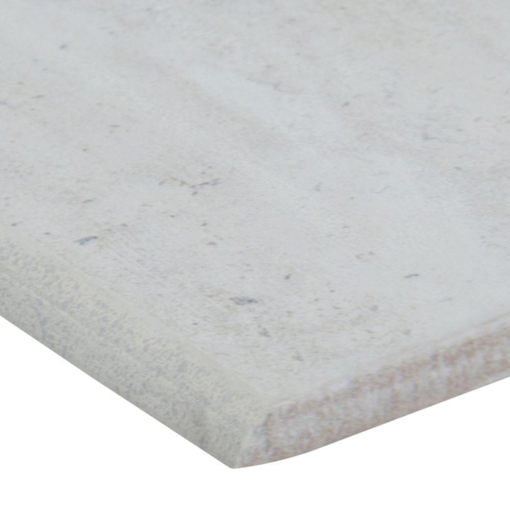 MSI Veneto White 3X24 Matte Bullnose