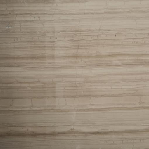 Wooden White 12x24 Honed Marble Tile