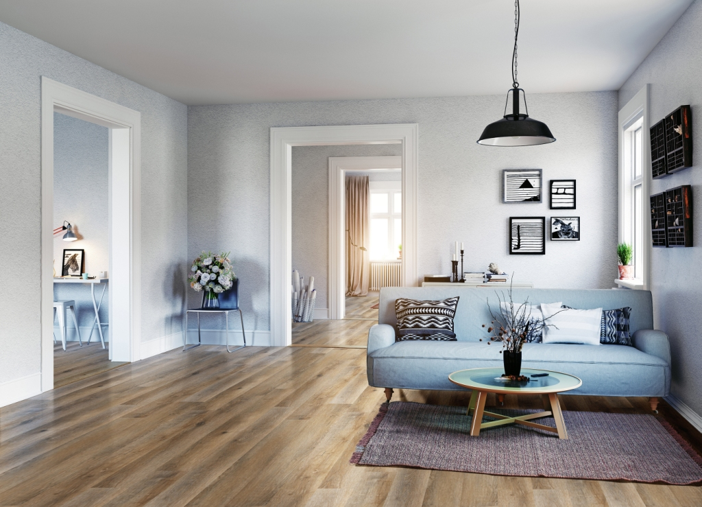 Woodlett Heirloom Oak 6X48 Luxury Vinyl Plank Flooring