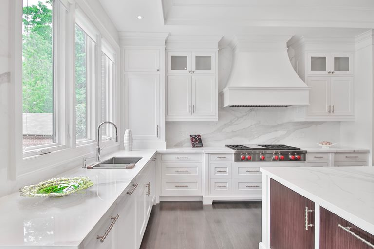 designing ideas for a galley kitchen layout